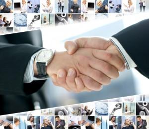 Umowy biznesowe