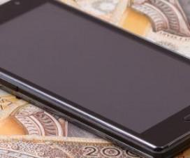 smartfon i kasa