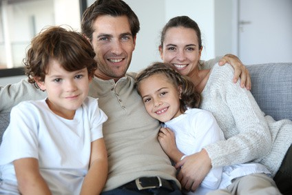wesoła rodzina
